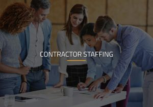 contractor staffing